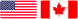 usa-canada-flags