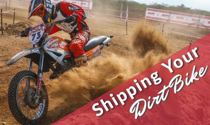 Shipping your dirt bike