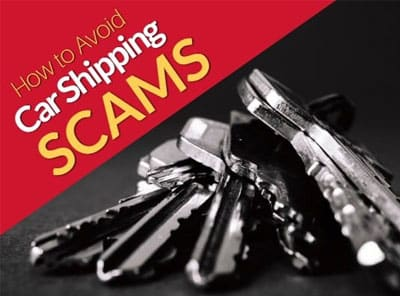 How to Avoid Car Shipping Scams