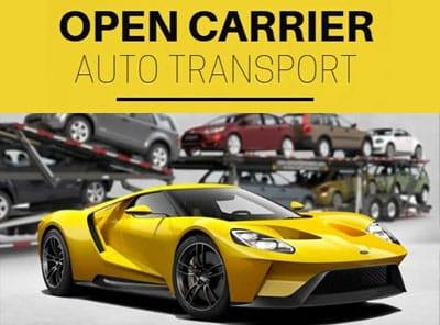 Open Carrier Auto Transport