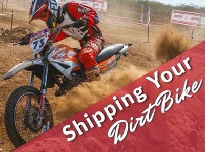 Dirt Bike Shipping