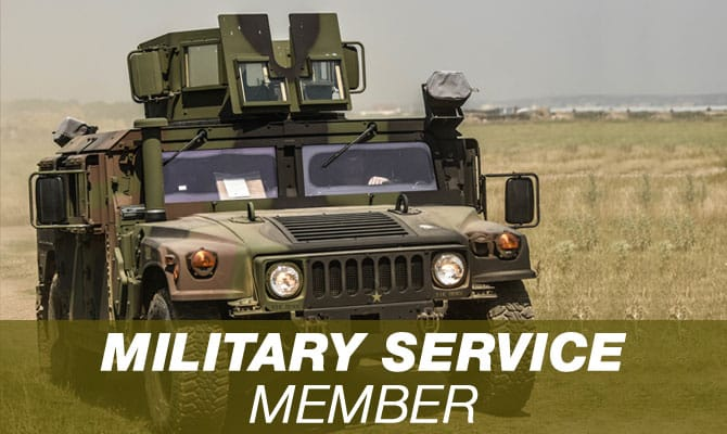 Military-Service-Member