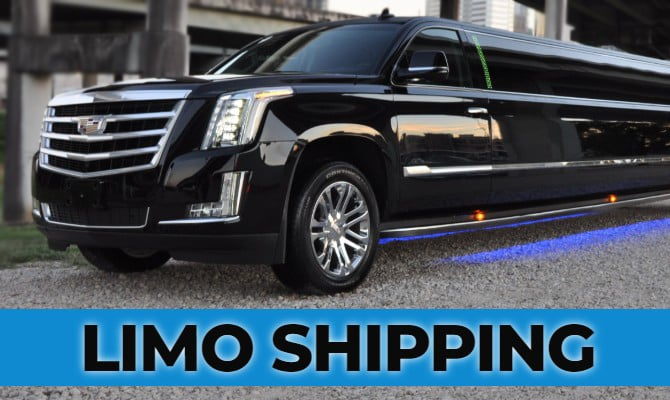 Shipping A Limo