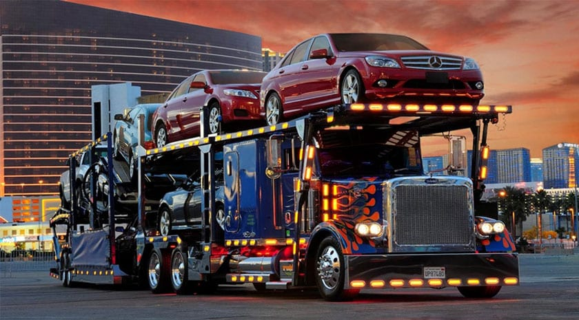 Vehicle-transport-services